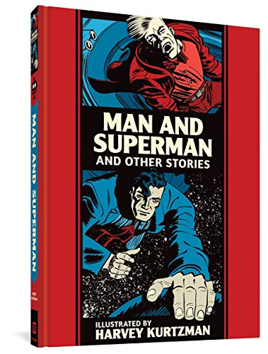 Man and Superman and Other Stories: The EC Comics Library (The EC Comics Library)