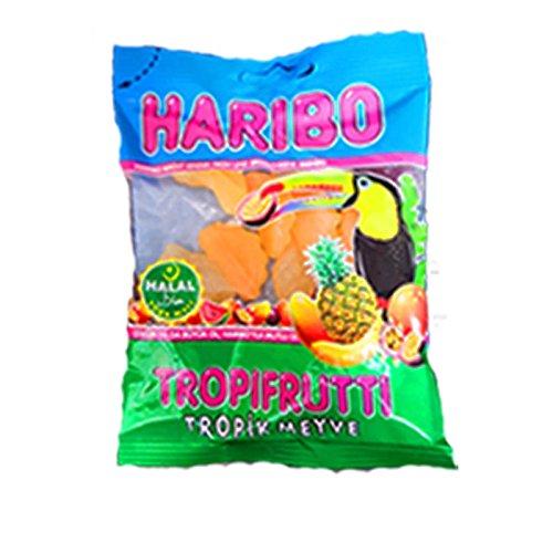 Haribo Halal Tropifrutti