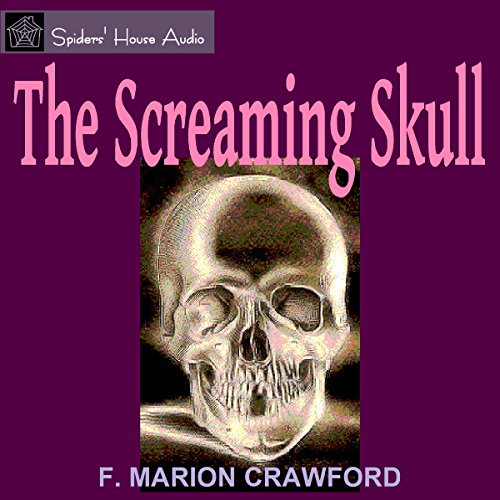 The Screaming Skull audiobook cover art
