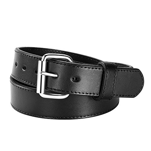 GritGuts Leather Gun Belt for Concealed Carry CCW