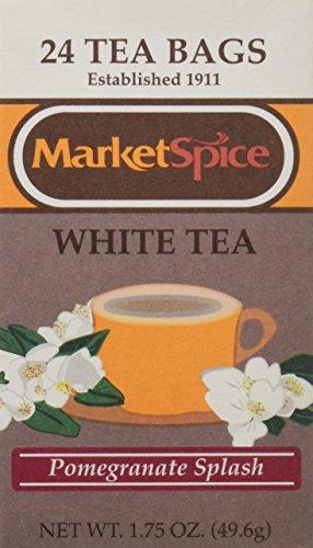 All About Market Spice Tea White Tea, 1.75 oz, 3 packs
