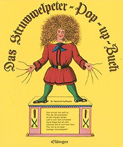 Das Struwwelpeter-Pop-Up-Buch (Esslinger Reprints)