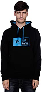 Rip Curl Men's Signature Pop Over Long Sleeve Hoodie