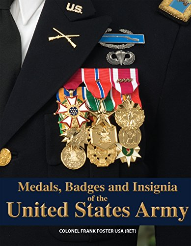 Medals, Badges and Insignia of the United States Army (English Edition)