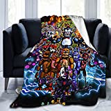 Available in All Season Blanket Reversible Warm Ultra Soft Micro Fleece Blanket for Bed Couch and Sofa Or Bedroom Or Living Room