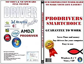 Drivers Recovery & Restore , Fast Repair!DVD, ALL drivers for audio, video, chipset, Wi-Fi, Usb and+, Everything you need to fix your drivers problems!(Last Version) All Windows!
