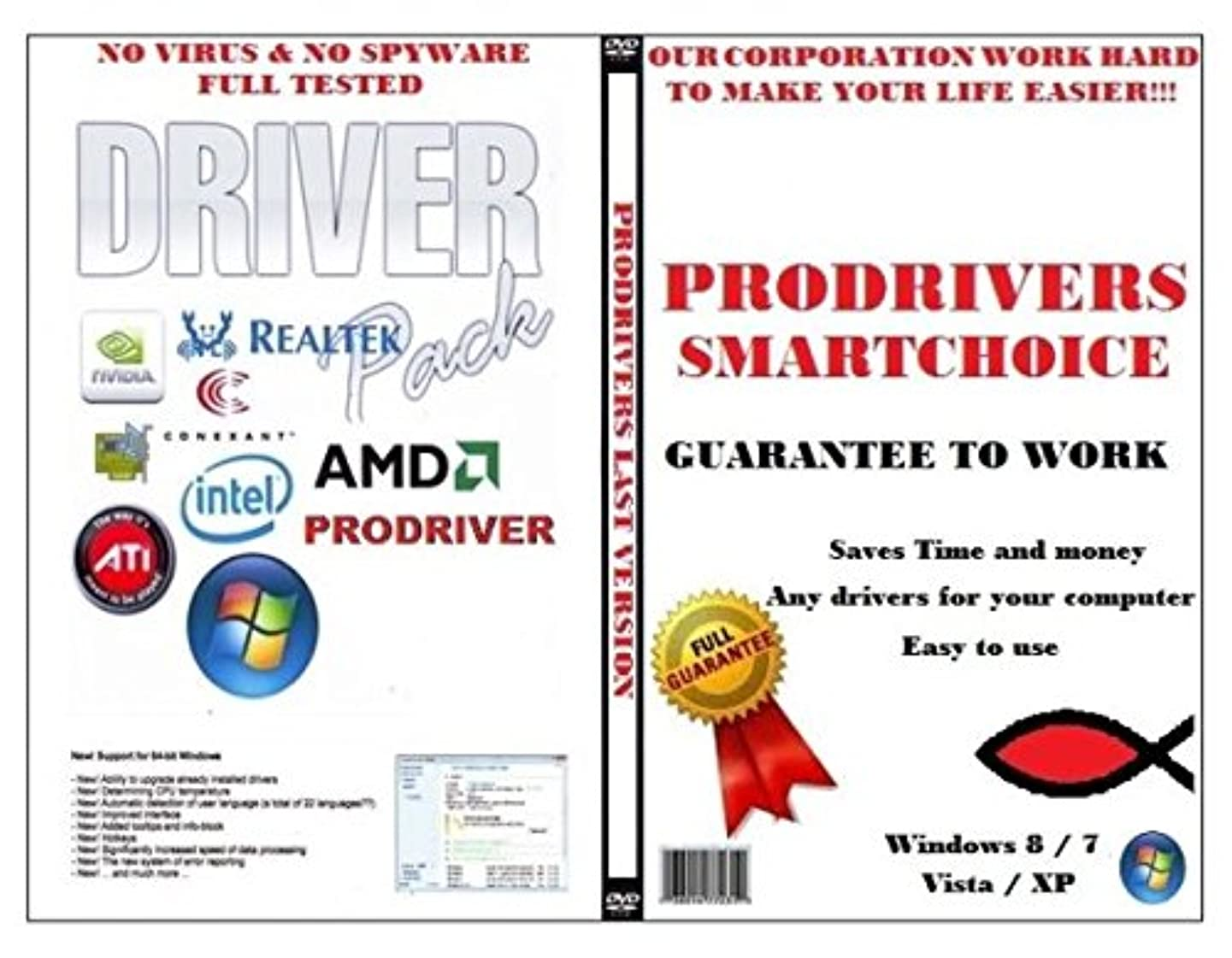 Drivers Recovery & Restore for? IBM 237372K , Fast Repair!DVD, ALL drivers for audio, video, chipset, Wi-Fi, Usb and+, Everything you need to fix your drivers problems!(Last Version) All Windows!