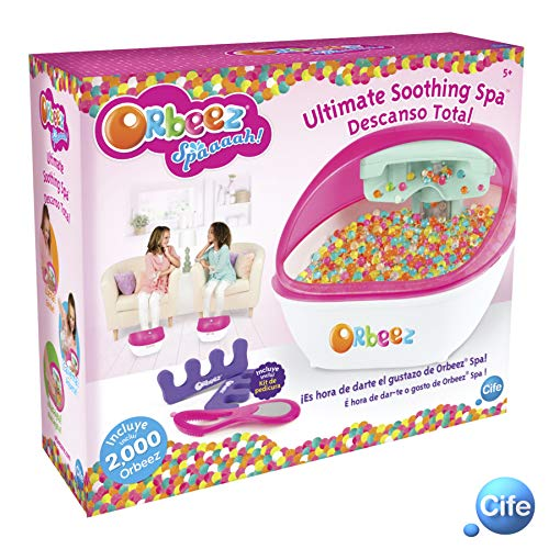 Orbeez- Ultimate Shooting SPA Descanso Total, (Cife Spain 41487)