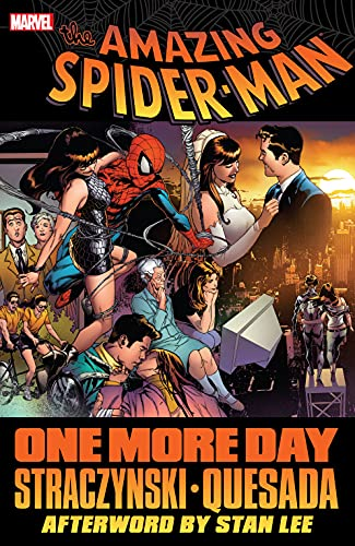 Spider-Man: One More Day (English Edition)
