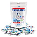 48 Pack Single Use Hand Sanitizer Packet
