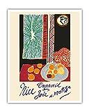 Pacifica Island Art Nizza, Frankreich - Arbeit und Freude -