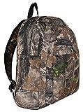 Riverside Outdoor - Sac à dos motif camouflage solide et durable pour tir aux pigeons, chasse,...