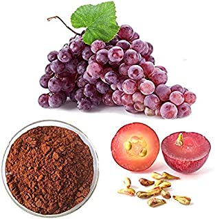 Pure Grape Seed Extract Powder (Antioxidant) 0.5 oz, 1 oz, 2 oz, 4 oz, 6 oz, 8 oz, 12 oz, 1 lb, 2 lbs, 5 lbs, 10 lbs (1 Lb)