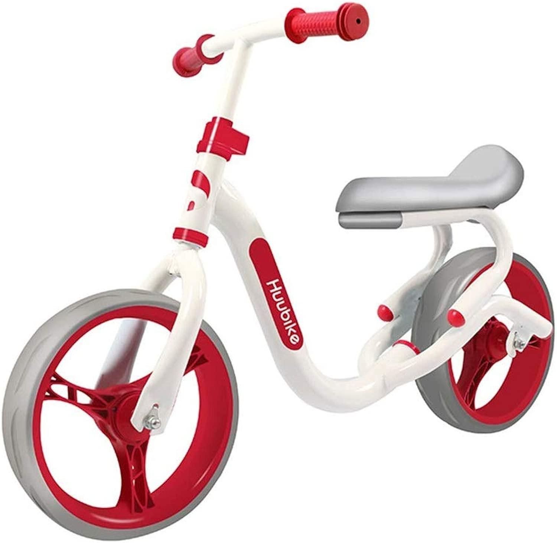 QAZWSX Bilancia per Bambini Auto 2-7 Anni Senza Pedali Bicicletta Bambino Scooter Motorino Bambino Camminatore