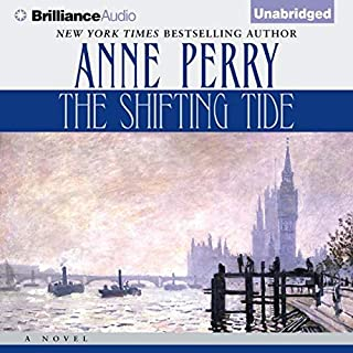 The Shifting Tide audiobook cover art