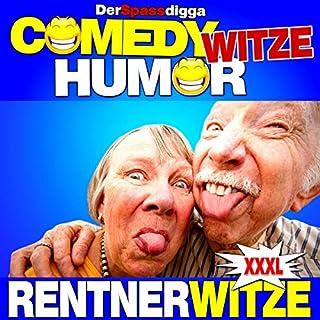 Comedy Witze Humor - Rentnerwitze Xxxl Titelbild