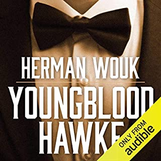 Youngblood Hawke audiobook cover art