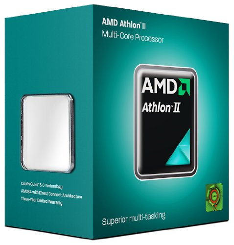 AMD ADX630WFGIBOX CPU AMD AM3 Athlon II X4 630 Box