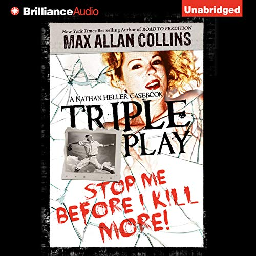 Triple Play audiobook cover art