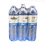 Fontecelta Agua Mineral Natural botella 1,5L Pack de 6 Botellas (Total 9 Litros)