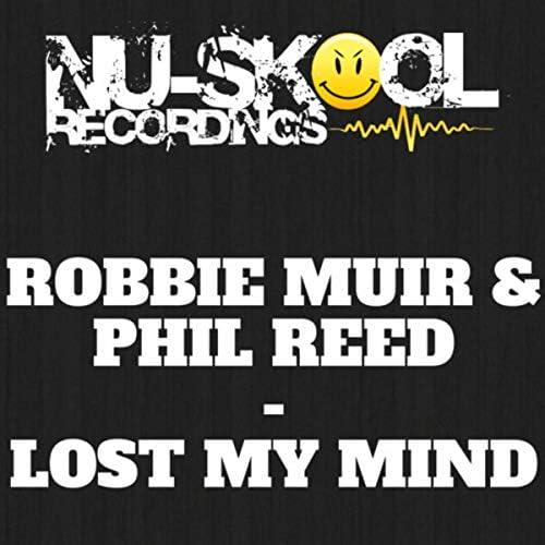 Robbie Muir & Phil Reed