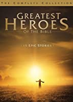 Greatest Heroes of the Bible: Complete Collection [DVD] [Import]