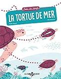 Suis du doigt la tortue de mer