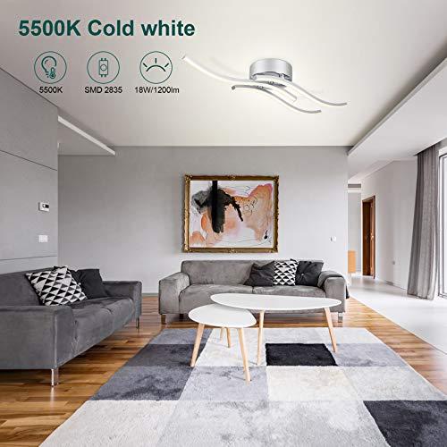 Kingwei Iluminación de techo de interior