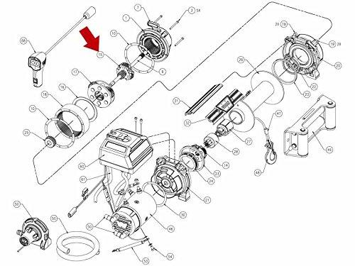 WARN 84028 S/P_Carrier_2nd-STG_24T-Steel