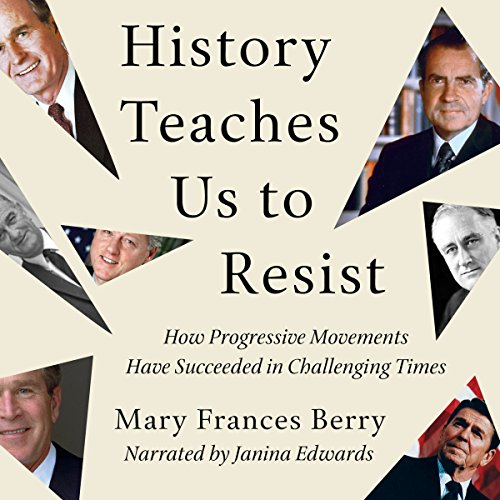History Teaches Us to Resist audiobook cover art
