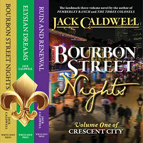 Bourbon Street Nights Titelbild