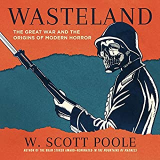 Wasteland audiobook cover art