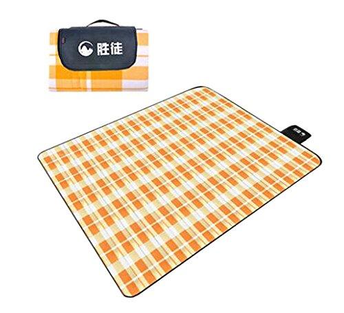 Outdoor Beach Blanket/Poche Compact étanche et Preuve Sable Mat pour Le Camping, randonnée, Pique-Nique #9