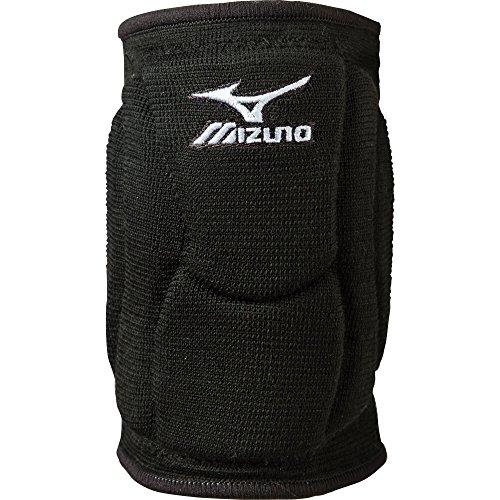 Mizuno Elite 9 SL2 Volleyball-Knieschoner, Unisex-Erwachsene, SL2 Volleyball Kneepad, schwarz, Large