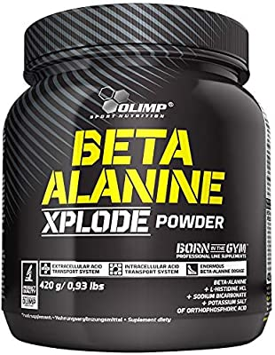 Beta Alanine Xplode, Orange - 420g by Olimp Nutrition