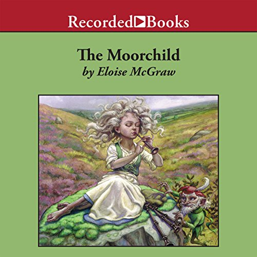 The Moorchild audiobook cover art