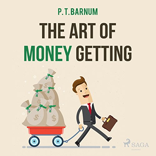The Art of Money Getting audiobook cover art