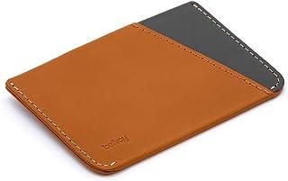 Bellroy Leather Micro Sleeve Wallet Caramel