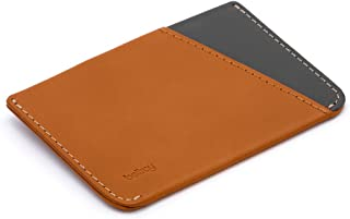 Bellroy Micro Sleeve, slim leather wallet (Max. 6 cards and cash)