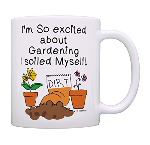 1 | Garden Themed Coffee Mugs