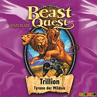 Trillion, Tyrann der Wildnis Titelbild