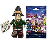 レゴ (LEGO) ムービー2 ミニフィギュア シリーズ かかし(案山子)【71023-18】