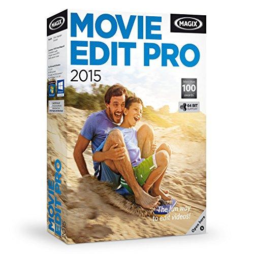 Price comparison product image MAGIX Movie Edit Pro 2015