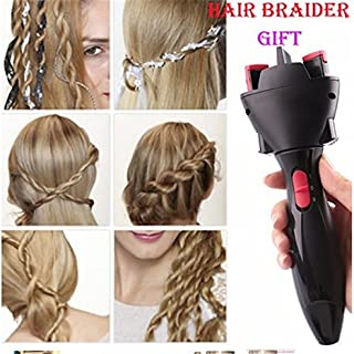 HYLong Electric Automatic Smart Quick Easy DIY Braid Magic Hair Braider Hairstyle Tool Hair Braiding (