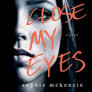 Close My Eyes audiobook cover art