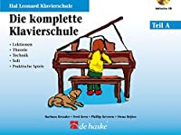 Hal Léonard Klavierschule Die Komplette Schule a Piano+CD