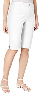 INC International Concepts Women's Bermuda Walker Shorts