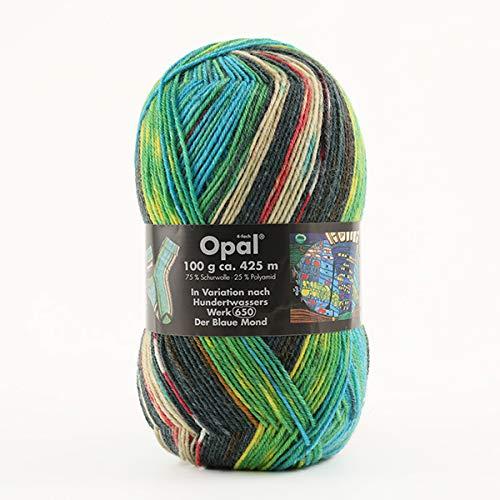 Opal Sockenwolle Hundertwasser 100g, 650