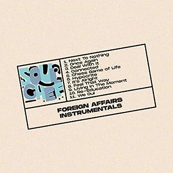 Foreign Affairs (Instrumentals)