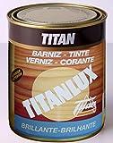 TITAN - BARNIZ TINTE BRILLANTE PARA MADERA PALISAND...